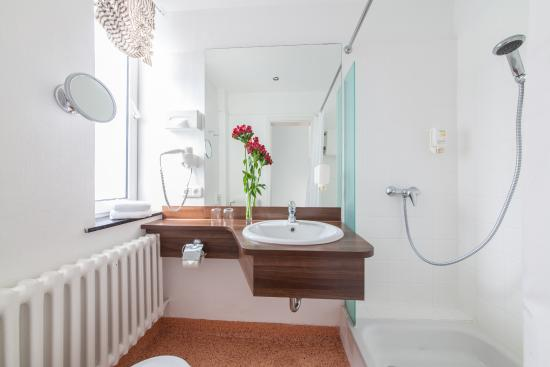 Novum Hotel Bremer Haus: Standard- Doppelzimmer