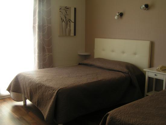 Hotel La Cote D'Argent: chambre