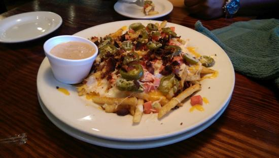 Sticky Fingers: Loaded Fries