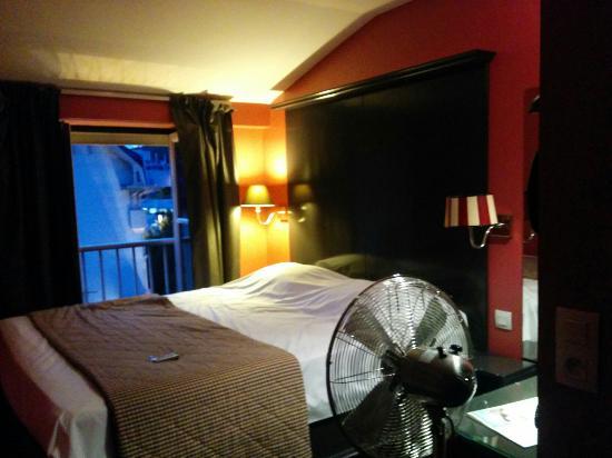 Hotel Victoria : Small but comfortable