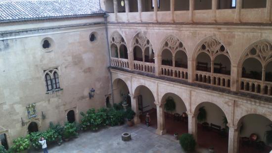 Hospederia Real Monasterio: hotel