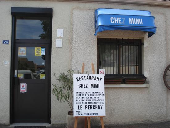 Chez Mimi, Le Perchay