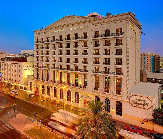 Royal ascot hotel picture of royal ascot hotel dubai for Tripadvisor dubai hotels