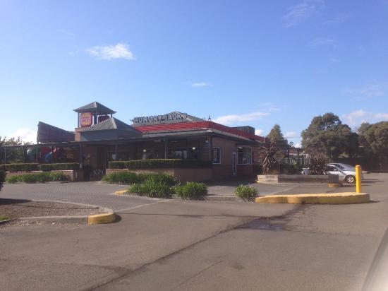 Bass Hill, أستراليا: Hungry Jacks - Bass Hill