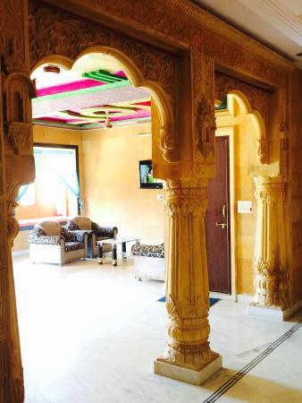 Mystic Jaisalmer Hotel: Lobby