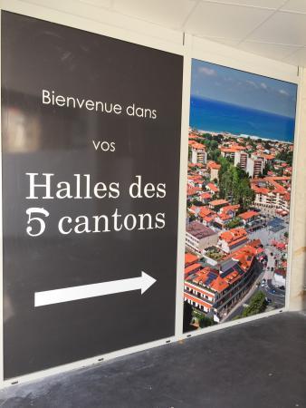 Halles des 5 Cantons