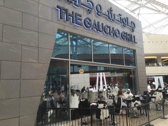 Gaucho Grill: Restaurant Picture