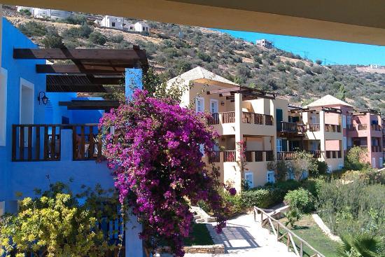 Cretan Village Sea Front Picture Of Candia Park Village Agios