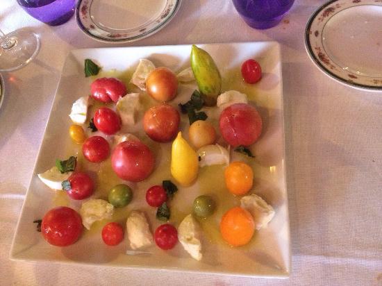Guide Michlen must visit Verdiana - Review of Trattoria Verdiana ...