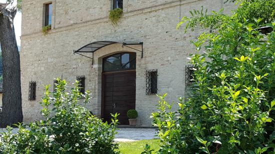 Residenza San Bartolomeo : Ingresso principale
