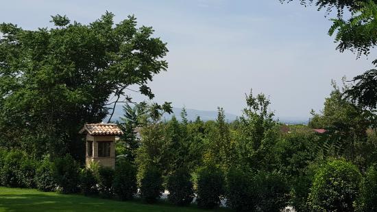 Residenza San Bartolomeo : Panorama