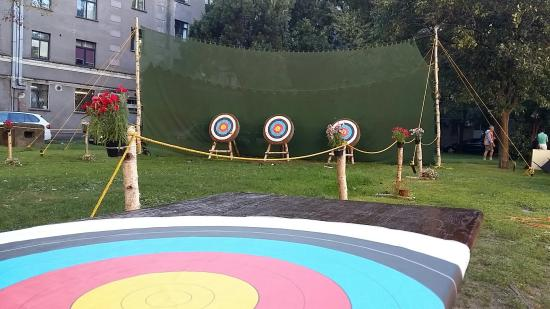 ‪OldTown Archery Riga‬