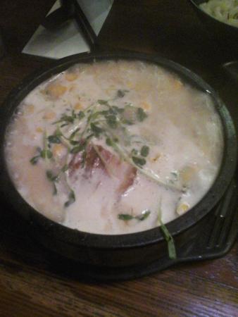 Mochi Cafe: Pork udon