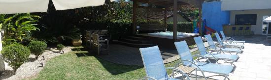 Boicucanga, SP: Spa e piscina