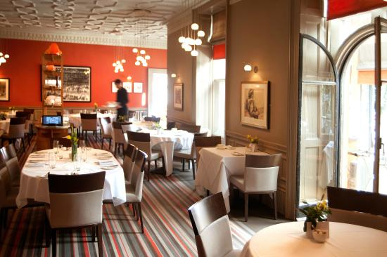 The Restaurant at Jesmond Dene House