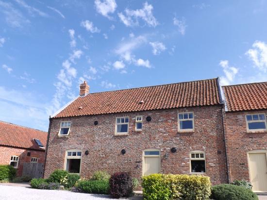 Broadgate Farm Cottages: Granary