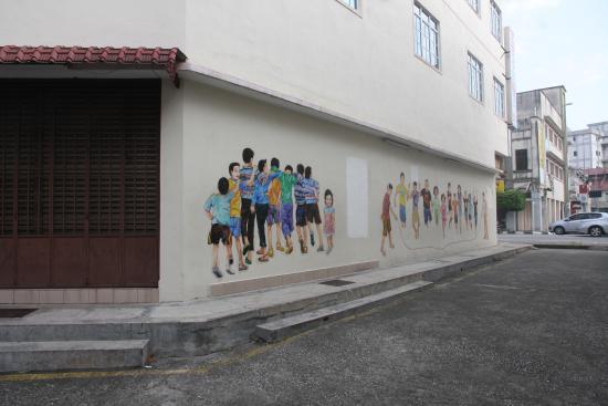 Art of OLDTOWN: Ipoh Murals