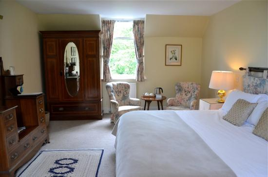 Kilfinan Hotel: Luxury Room