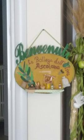 La Bottega dell'Oliva Ascolana