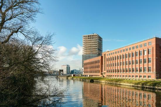 Photo of Hotel ClinkNOORD at Badhuiskade 3, Amsterdam 1031 KV, Netherlands