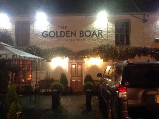 Freckenham, UK: Golden Boar