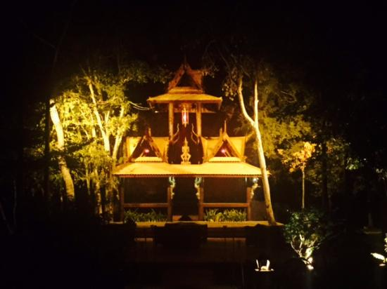 吳哥鄉村飯店照片