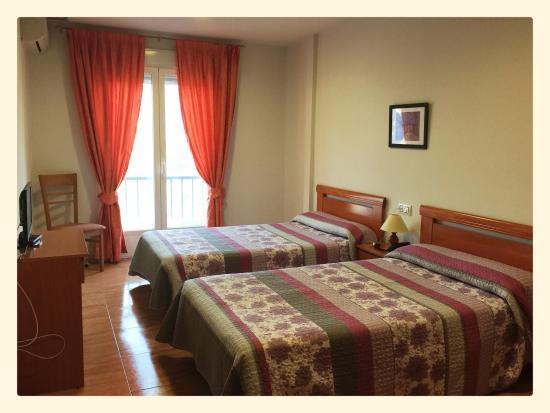 Hotel Godofredo : Habitación doble