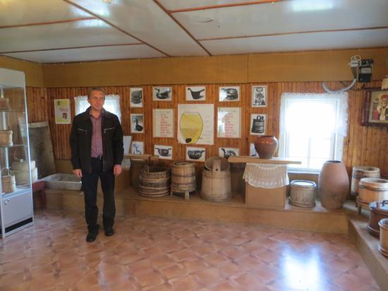Sizma, Russia: Музей Пива