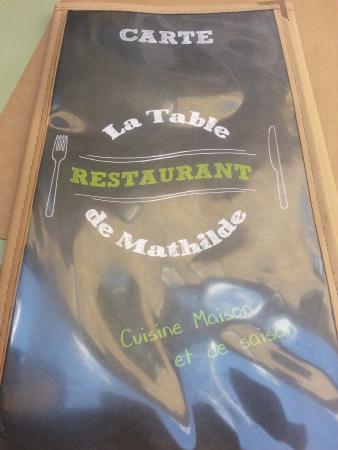 La Table de Mathilde