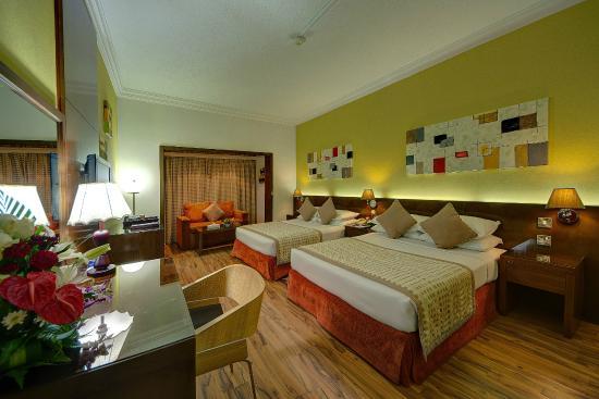 Ascot Hotel: Deluxe Room