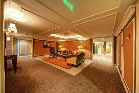 Ascot Hotel: Lounge