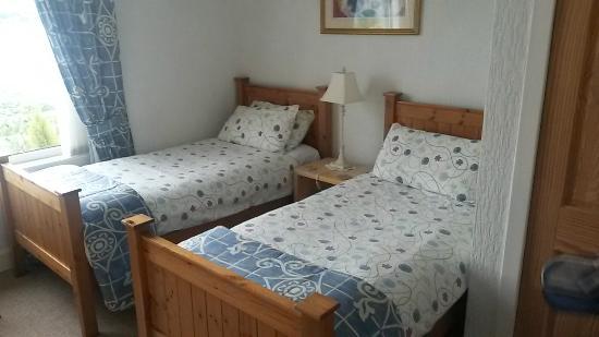 Alt-an Lodge: Room