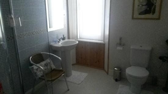 Alt-an Lodge: Bathroom