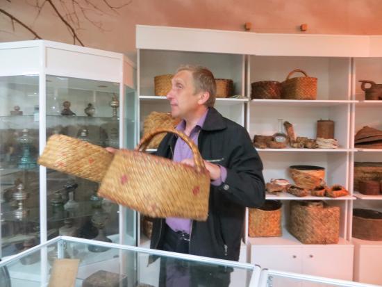 Sizma, Russia: Музей истории села