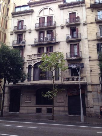 Hotel Victoria Palace Lovely Old Style In The Heart Of Barcelona 2