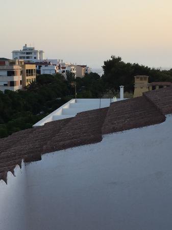 Hotel Menorca Patricia: Vistas