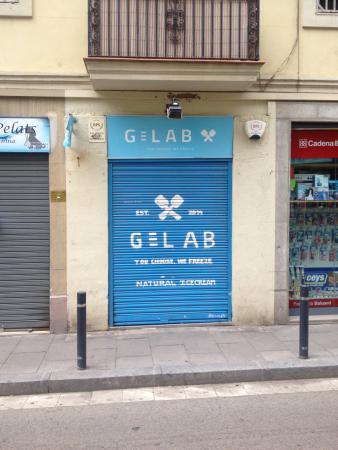 Gelab - You Choose, We Freeze