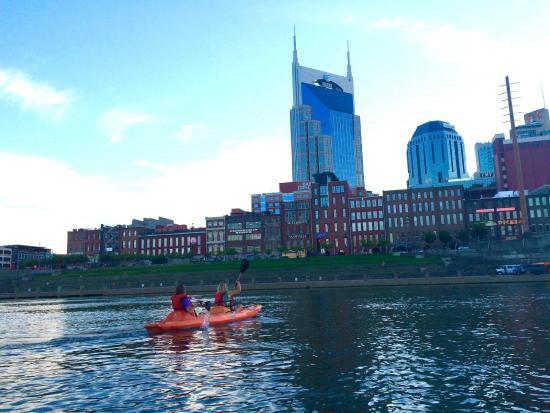 Cumberland Kayak Urban Adventure Company