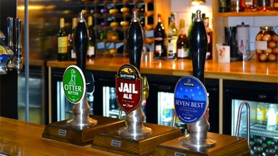 Kennford, UK: Devon Real Ales