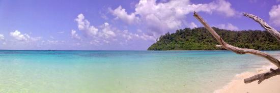 Ko Rok Nok: เกาะรอก จ.กระบี่