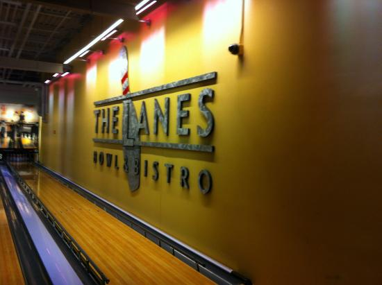 The Lanes Bowl and Bistro Image