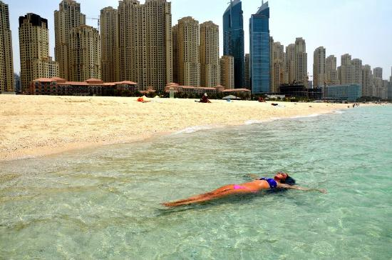 Grand Excelsior Hotel Bur Dubai Marina Public Beach