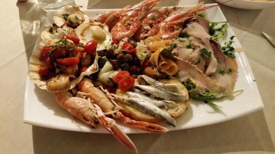 Mama Ristorante Pizzeria : gran gourmet di pesce