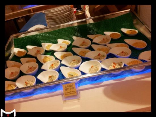 Buffet Picture of City Garden Hotel Hong Kong Hong Kong
