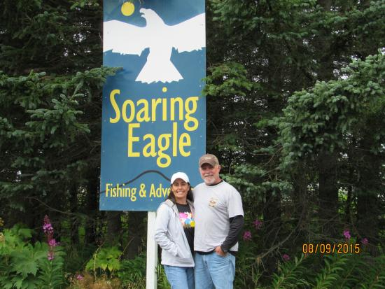Anchor Point, AK: Amazing time at Soaring Eagle. To many pictures to post them all.