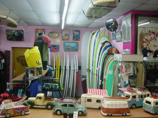 Bud Surf Shop