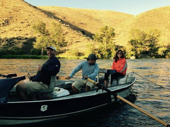 Ellensburg, Ουάσιγκτον: Fly Fishing on the Yakima River