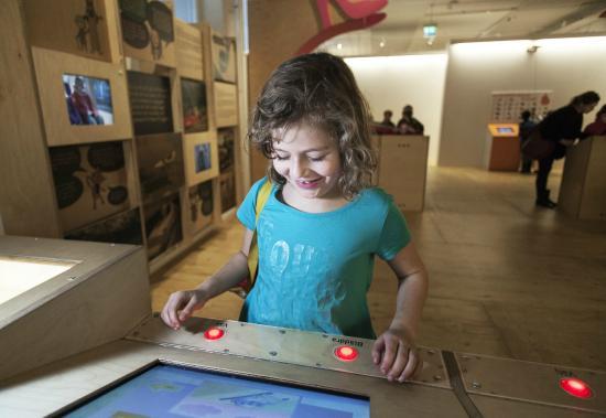 National Museum of Science and Technology: Utställningen Spelet om energin