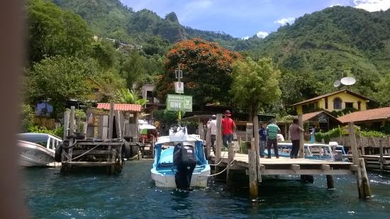 Hotel el Arca de Noe: Toekomen in Santa Cruz