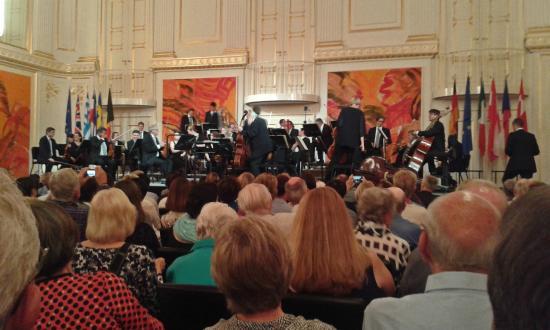 Strauss Concert Hofburg Palace: Redoutensaal
